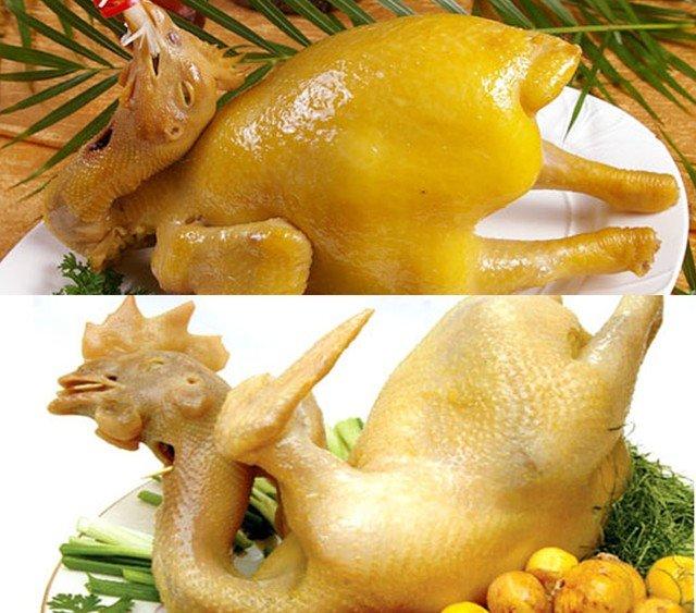 cách chọn gà cúng tết