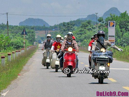 Địa chỉ thuê xe máy uy tín ở Sapa