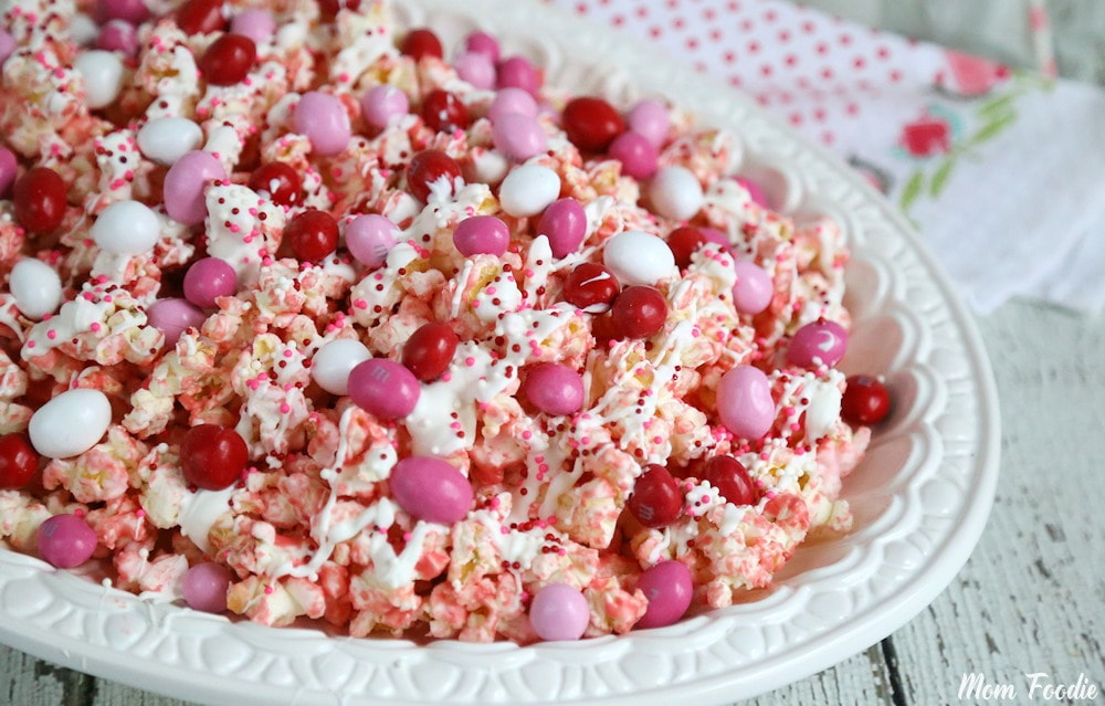 Valentines Day Popcorn Recipe