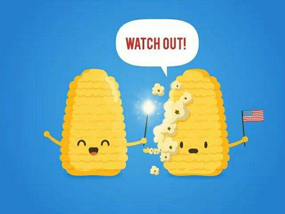 #popcorn #corn
