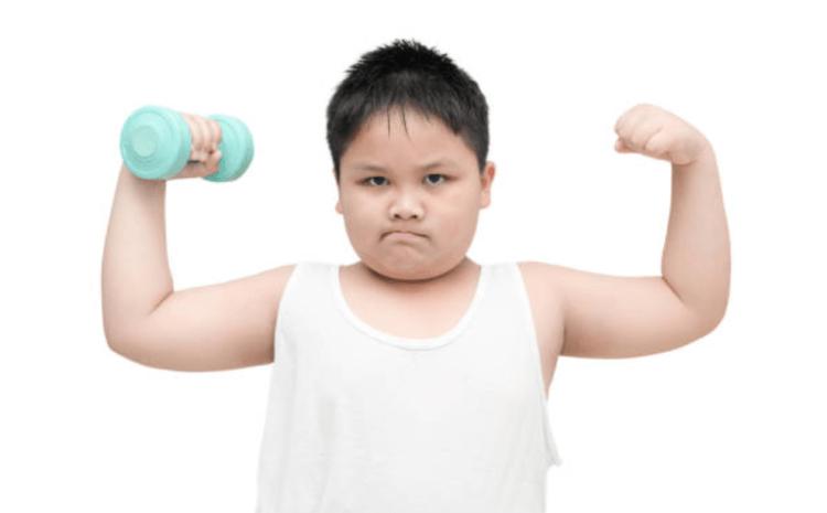 Kết quả hình ảnh cho giảm nguy cơ béo phì cho bé