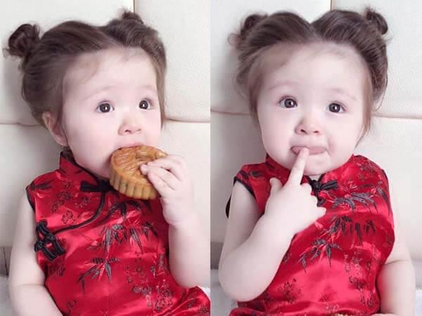 Kết quả hình ảnh cho trẻ ăn nhiều bánh trung thu?