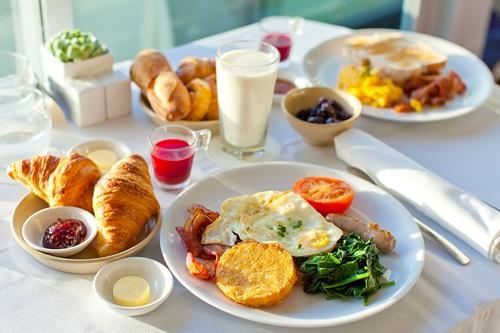 Kết quả hình ảnh cho GỢI ý bữa sáng cho bé lớp 1