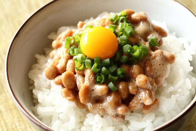 Cách thưởng thức natto của người Nhật